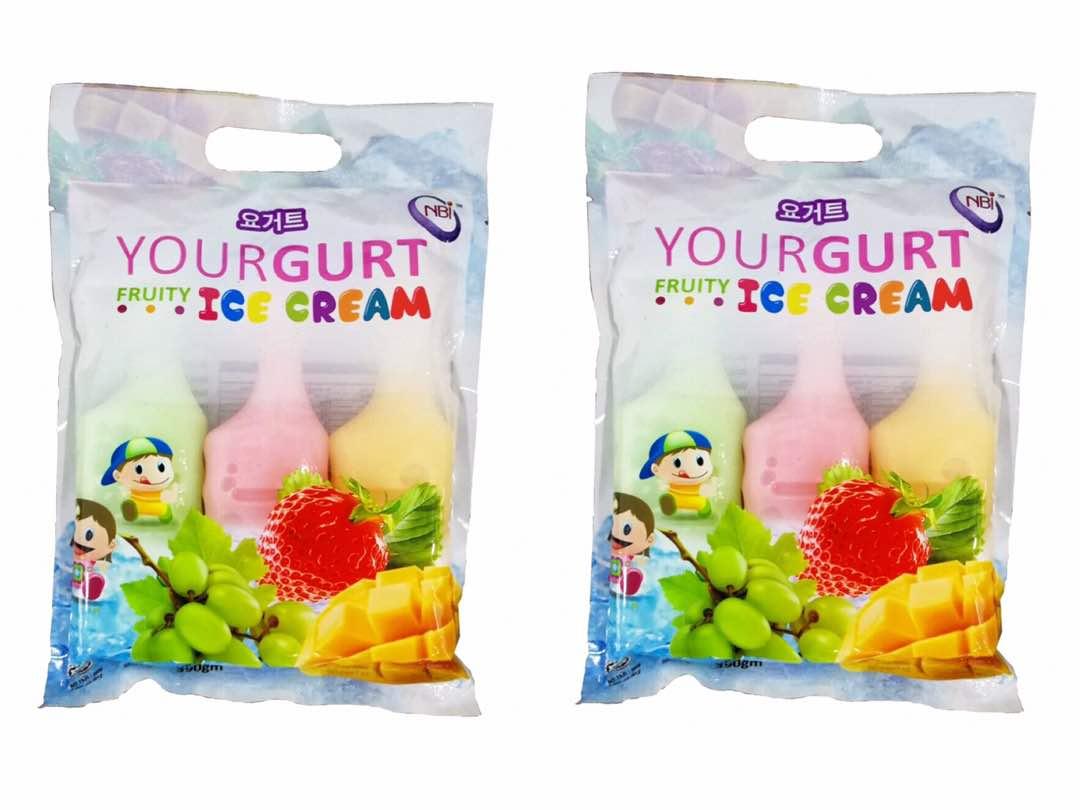 Yourgurt Fruity Iced Cream