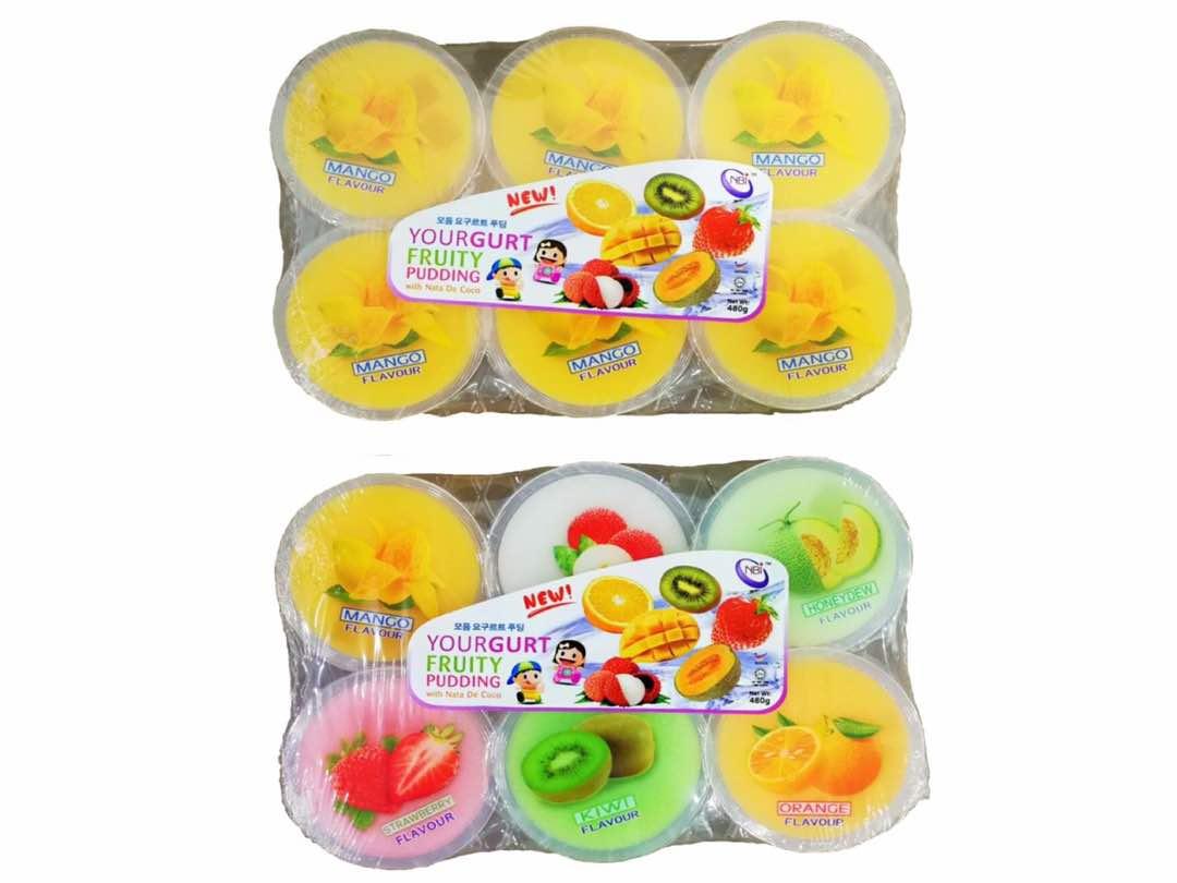 Yourgurt Fruity Pudding